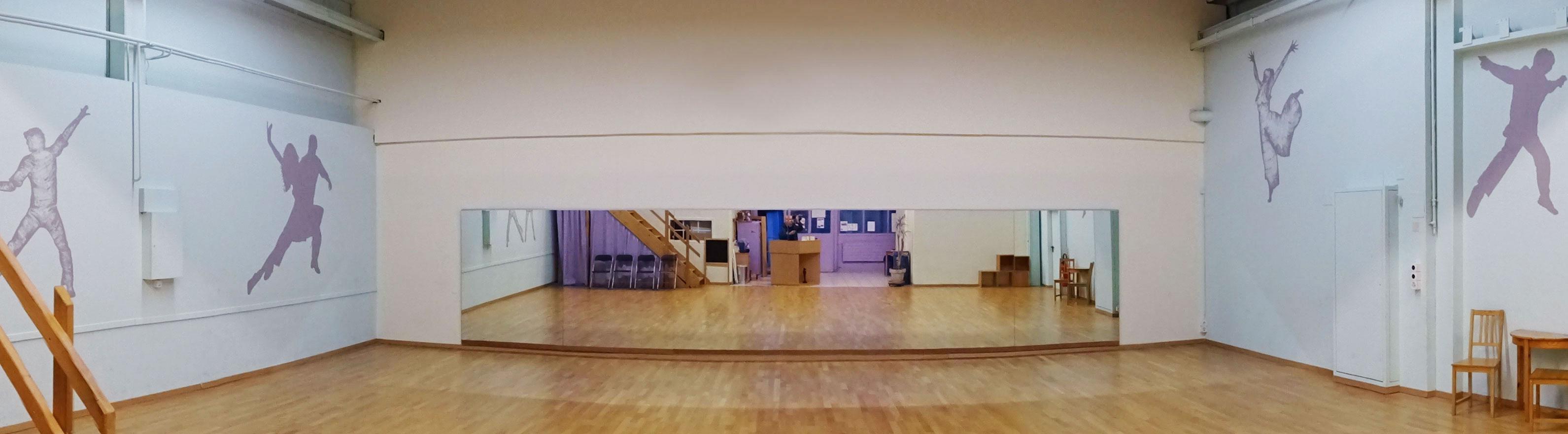 image de la salle de danse